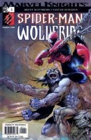 Spider-man Wolverine Comics (2003 Series)